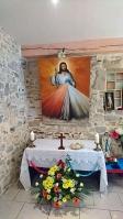 Chapelle Jésus Patrairche de la Miséricorde Divine en France-Bayonne