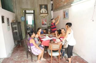 Centre de Miséricorde Divine à la Hvane-El Cerro- Cuba 2017