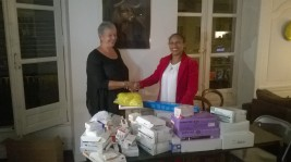 Donation a l'Afrique- Togo 2014