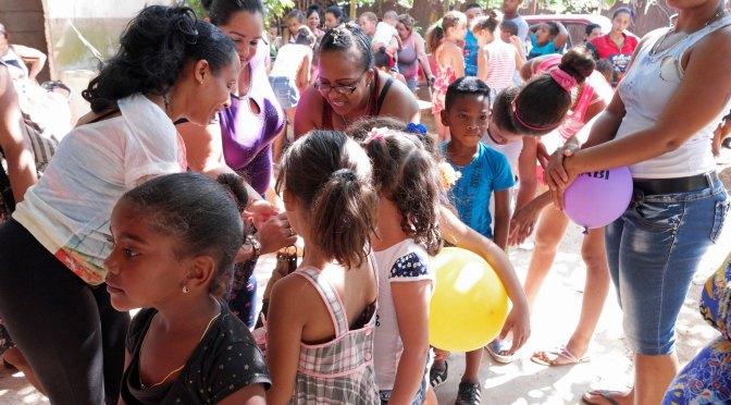 VIDÉO DE PRÉSENTATION DE NOTRE MISSION CENTRE MISÉRICORDE DIVINE A CUBA.