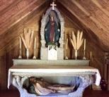(Réplique) Chapelle Notre Dame De La Solitude de Samedi Saint