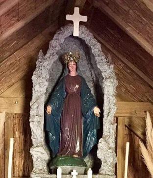 chapelle paille marie 3
