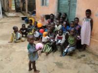 Donation aux enfants du Togo