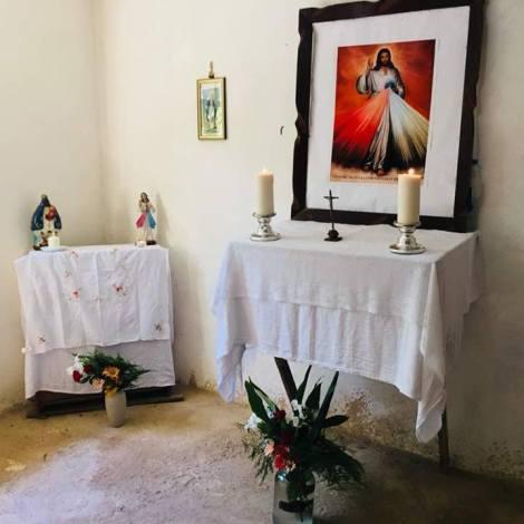 Chapelle Jésus Patriarche de la Miséricorde Divine à la Havane-El Chico