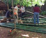 chapelle Marie bambu