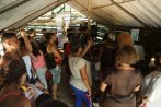 Priére de Bénédiction aux Familles-Chapelle de Marie à El Chico