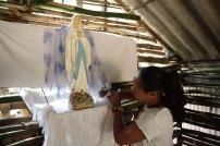 préparation chapelle Marie el chico havane