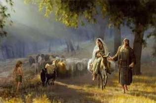 nativité Jesus