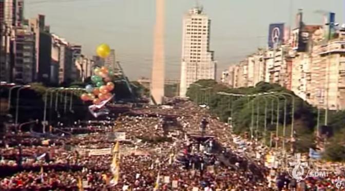 La prière officielle des JMJ de Panama