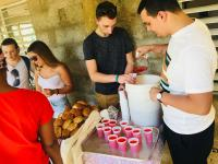 donation Centre misericorde cuba