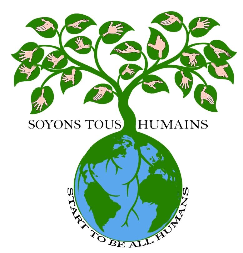 LOGO M.I.S.E SOYONS TOUS HUMAINS -Centre Miséricorde Divine Bayonne-France