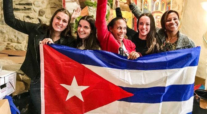 L'ASSOCIATION CUBANIÑOS DE BAYONNE OEUVRE POUR AMÉLIORER LE CENTRE MISÉRICORDE DE CUBA.