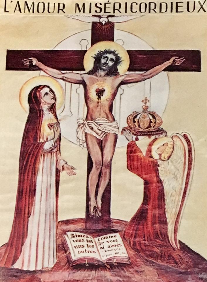 Jésus crucifié cm