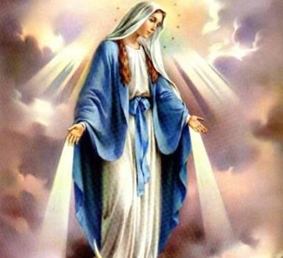 La prière, les médailles Miraculeuses de la Ste Vierge et le chapelet de Marie  contre le coronavirus/COVID-19.