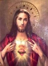 sacré coeur de Jésus(sagrado corazon de Jesus cmd nico