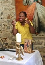 CMD célébration en honneur du père éternel Bayonne 2
