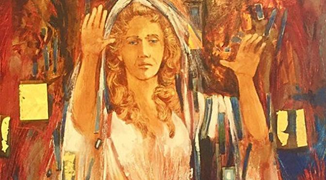 La Vierge Marie Reine