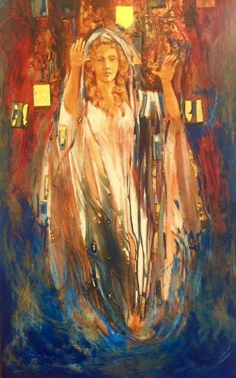 vierge marie- virgen maria Juan Francois Simon cm
