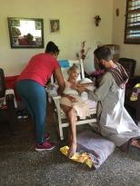 antonio moine-les pélerins de la miséricorde-nice-Cmd présidente-el chico-havane-malades 2019 2jpg