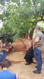 CMD bayonne -la habana-atelier P Edouard Cestac-evangelisation-padre eduardo
