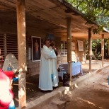 messe et eucharistie à cuba-centre el chico-evangelisation CMD havane-france