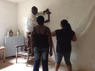 Rubén-charpentier- rénavation-CMD-havane-chapelle Jésus Patriarche de la Miséricorde Divine -centro misericordia