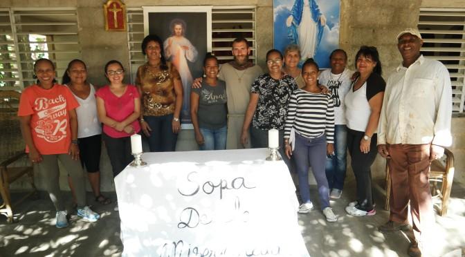 TRAVAIL, PARTAGE ET JOIE AVEC DES CONGRÉGATIONS DE LA HAVANE.