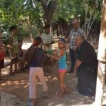 Seminaristes catechisme classe P. Cestac-CMD Cuba-Père Eduardo