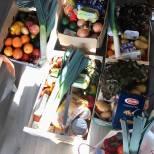 Aides alimentaire coronavirus association labo du pizzaiolo petits coeurs de Cuba centre misericorde 11