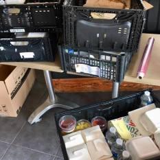 Aides alimentaire coronavirus association labo du pizzaiolo petits coeurs de Cuba centre misericorde 3