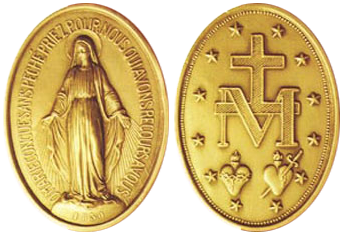 Gardons la foi : Distributions des Médailles Miraculeuses pour le combat du Corona virus Covid_19.
