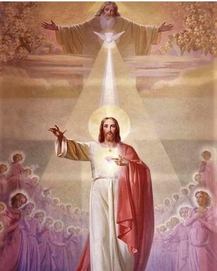 CMD MOIS SACRE COEUR DE JESUS- Saint Sacrement-Corps et Sang du Christ-  bayonne-francia-cuba | CENTRE MISÉRICORDE DIVINE FRANCE