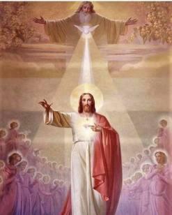 Sainte Trinité - Sacré Coeur de Jésus