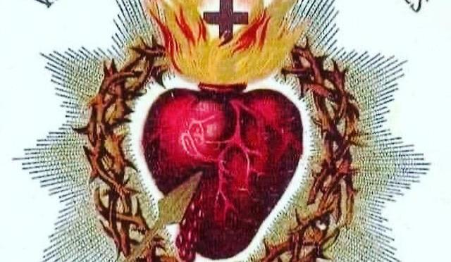 Juin le mois du Sacré Cœur de Jésus et du Cœur Immaculée de Marie