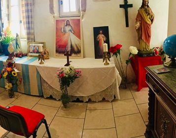 Le Centre Miséricorde Divine se prépare pour les 12 jours de célébrations en honneur du Père Miséricordieux.